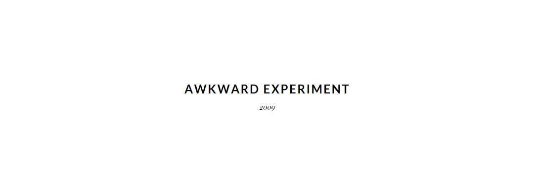 www.awkwardexperiment.wordpress.com