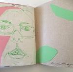 Sketchbook Project -self portrait by richelle himaya